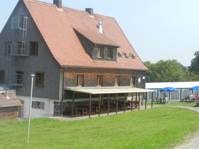 Excursion destination restaurant Wuerzburger house