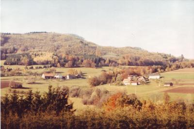 Herbstanfang auf dem Auershof