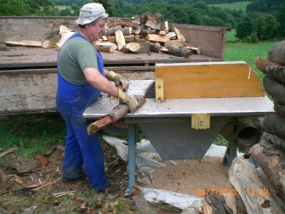 Firewood for the stove